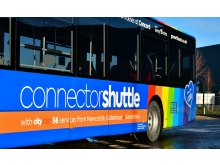 Go North East launches one of the UK's first dedicated vaccination shuttle bus services