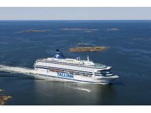 Mit der Silja Europa nach St Petersburg und zurück