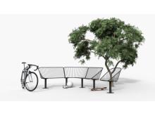 Korg furniture system, design Thomas Bernstrand