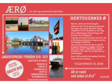 Landevejspriser, Ærø - Hertugernes Ø