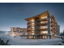 Om Trysil Alpine Lodge: