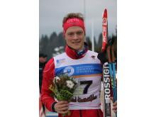 Endre Strømsheim, sprint ungdom menn, junior-vm 2016