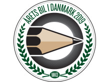 Årets Bil i Danmark 2019 Logo