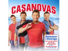 """Casanovas Nominerade till """"Årets album"""" på Guldklavegalan 2013"""