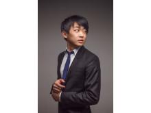 David Huang, piano