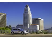 Kia Niro Guinness World Record_Los Angeles City Hall(2)