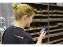 Samhallmedarbetare e-handel
