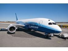 Boeing Dreamliner Oslossa