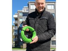 T2Green - golvvärmekabel för lågenergihus