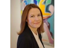 Nina Baecklund till Wistrand