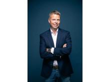 Øyvind Birkenes, administrerende direktør i Airthings
