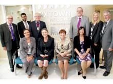Redbank extra care scheme opening