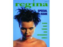 regina No. 3, 1998. Cover Photo: Nigel Steer. Stylist: Michael Anthony