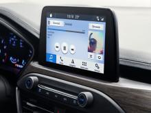 Ny Ford Focus Vignale teknologi