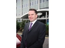 Steve Kimber, ny administrerende direktør Ford Motor Norge