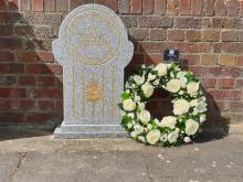 PC Walters - Memorial