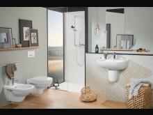 O.novo bathroom
