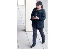 CCTV image of a woman officers would like to speak to in relation to a theft in Milton Keynes