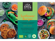 Urtekram Sunflower Burger