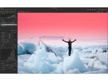 Capture One 12 – insert – Linear Gradiant