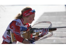 Turi Thoresen,skytebane,stafett junior kvinner,junior-vm 2016