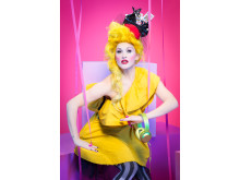 Ashley Roberts - Lime Yellow - Marionette