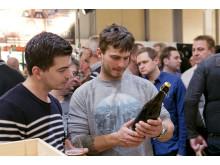 En Öl & Whiskymässa 2013