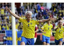 Nilla Fischer är Årets Hässleholmare 2014