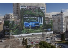 Verdens største reklameplakat