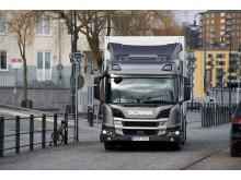 Scania L 320 Hybrid, HEV
