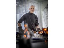Stefan Kröll, Professor of Atomic Physics at Lund University