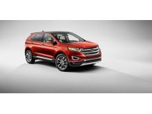 Nye Ford Edge lanseres i Norge i slutten av 2015