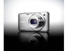 Cyber-shot DSC-WX5 von Sony_silber_08