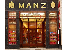 Buchhandlung MANZ, Portal