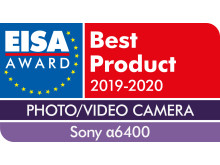 EISA Award Sony a6400