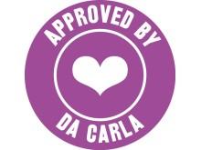 Approved by da Carla