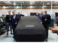 The Apollo Motor Group visits the Thatcham Research Automotive Academy