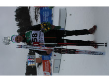 Aslak Nenseter, normalprogram menn, Junior-VM Minsk