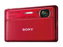 Cyber-shot DSC-TX100V von Sony_Rot_03