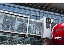 Passenger boarding