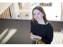 SAMARBEID: Den nye personvernsforordningen GDPR setter høyere krav til håndtering av data,det skal samarbeidet mellom Sopra Steria og Wrangu bidra til å løse, sier sier Lillian Røstad, leder for informasjonssikkerhet i Sopra Steria.