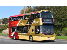 £3.5million investment into buses for X-lines X1 between Easington Lane, Washington and Newcastle