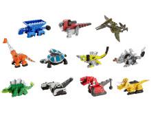 Dinotrux Die-Cast-Fahrzeuge Sortiment