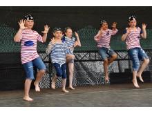 Musik und Tanz zum Kindertag