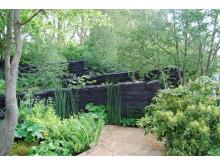 The M&G Garden designet af Andy Sturgeon