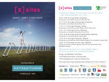 (X)sites Kattegattleden 2019, vernissage