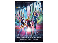 Alcazar_20 years of disco_Mission completed_artwork