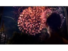 Sony BRAVIA Fireworks