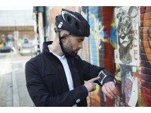 Smartjakke for syklister 2018