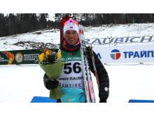 Andreas Eggen, 4. plass, normalprogram ungdom menn, Junior-VM, Minsk